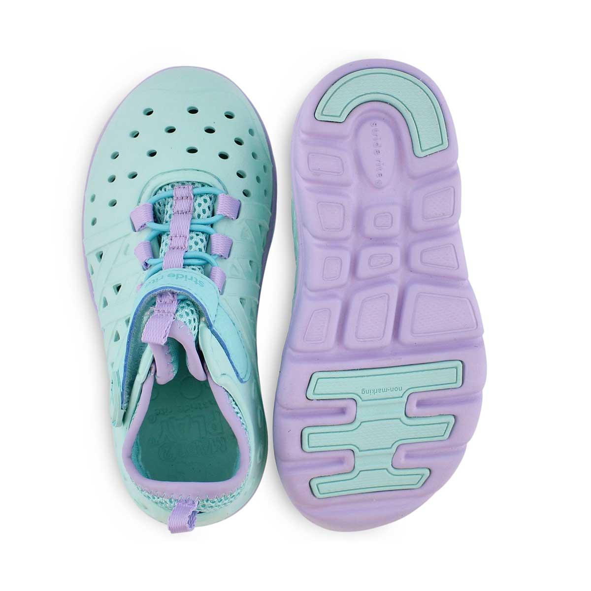 Grls M2P Phibian turquoise sneaker
