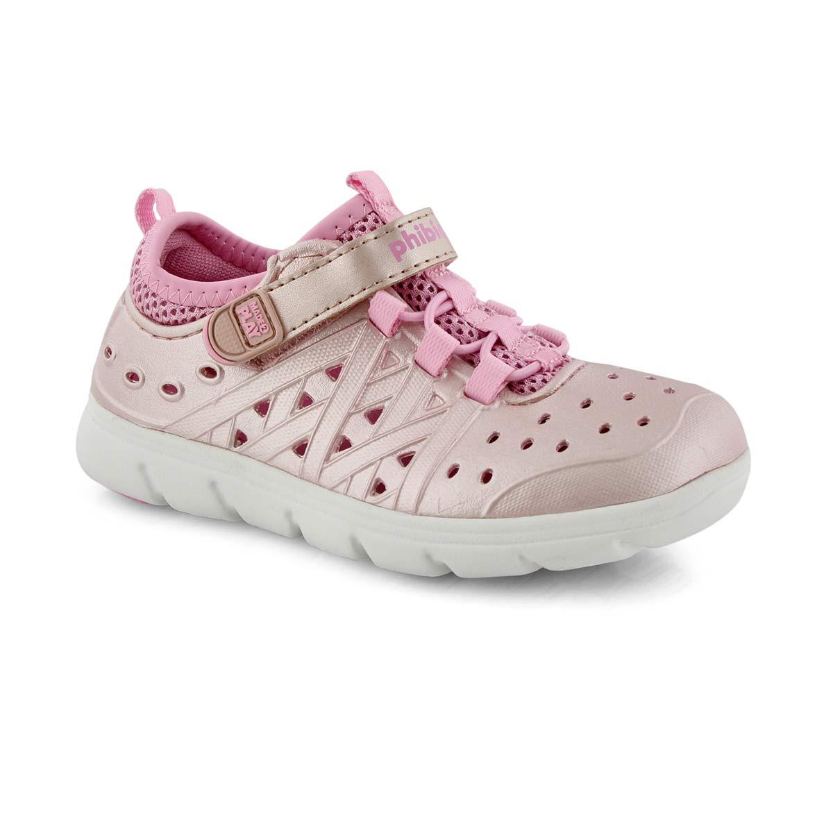 Grls M2P Phibian rose gold sneaker