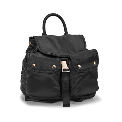 Lds BJax black backpack