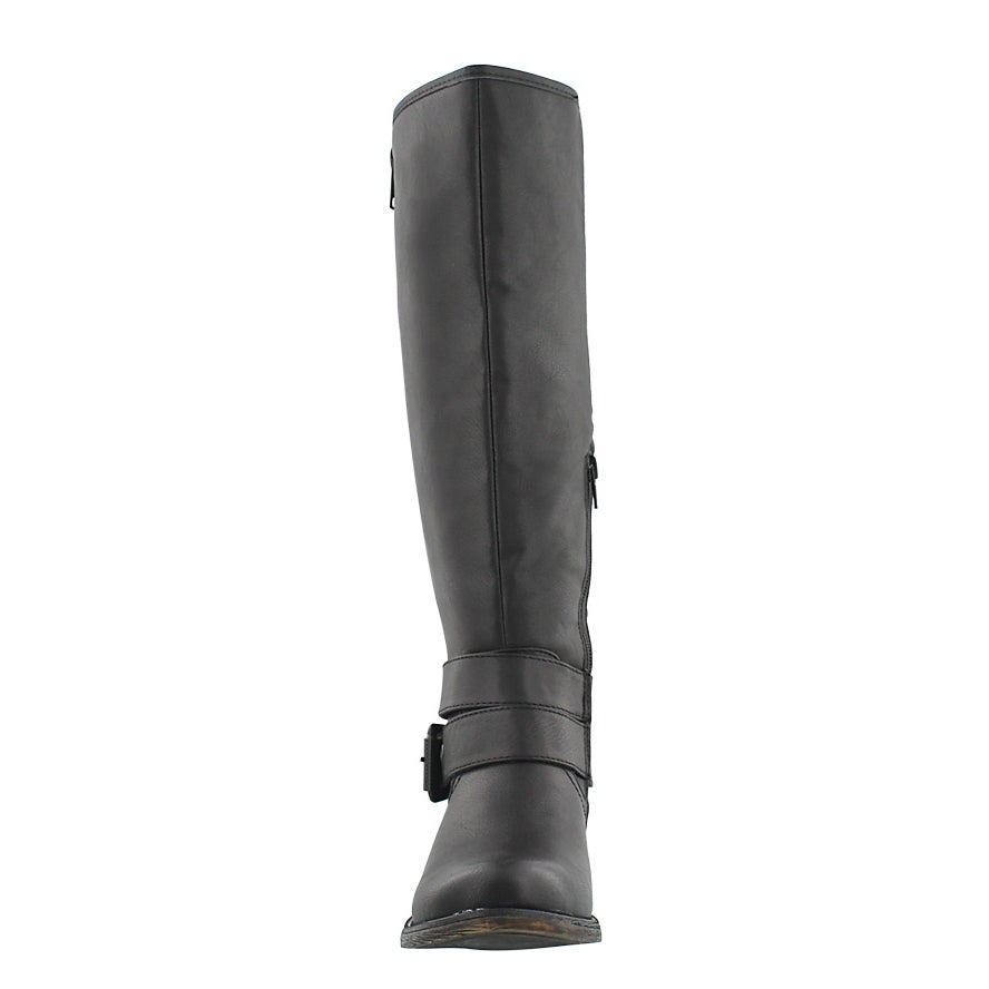 Lds Blakeley black riding boot