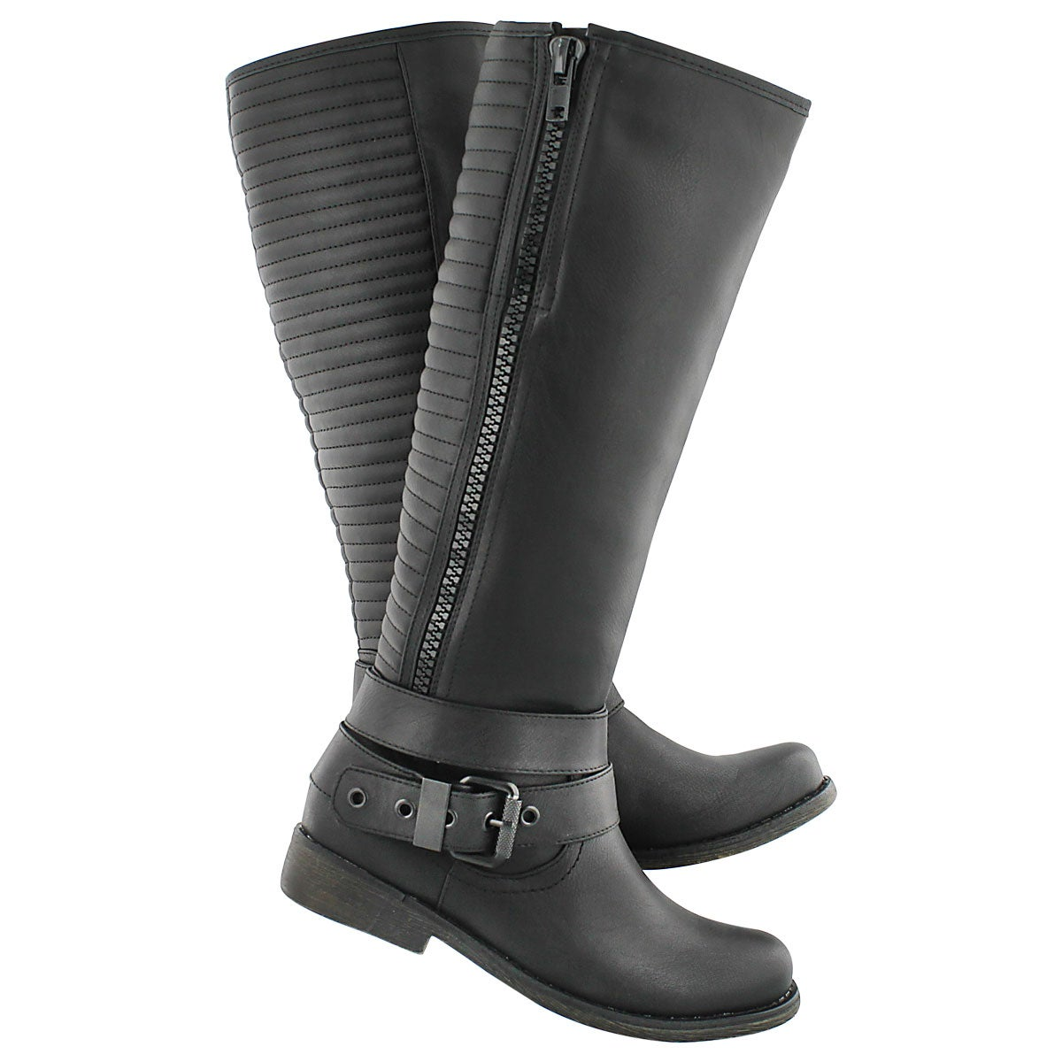 softmoc s blakeley black boots
