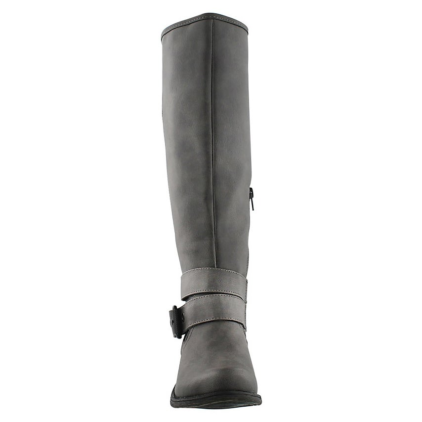 Lds Blakeley grey riding boot