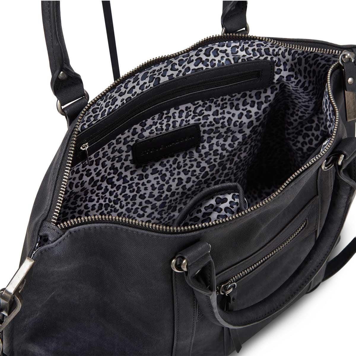 Lds BLaurel black covertible hobo bag