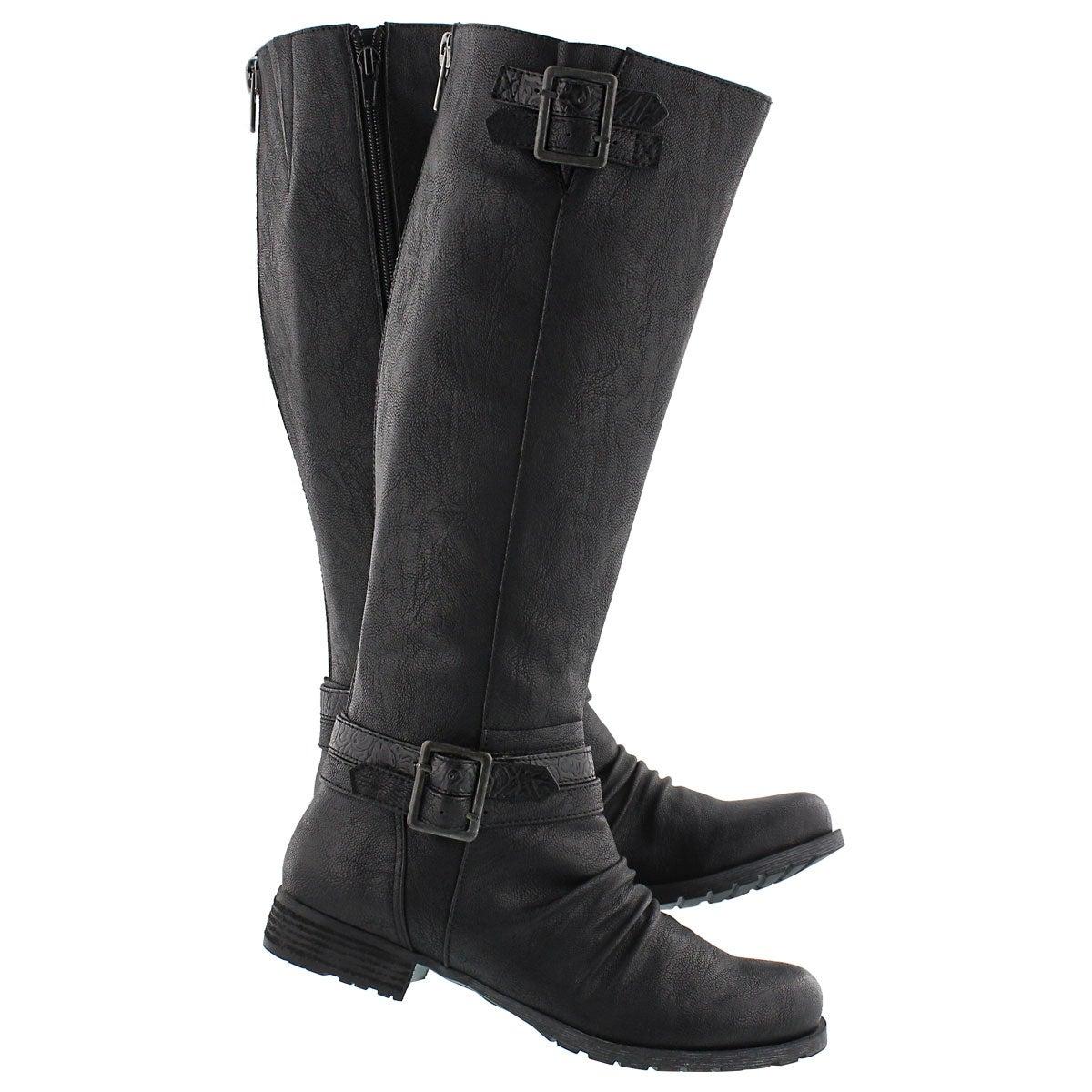 Lds Blixi II black riding boot