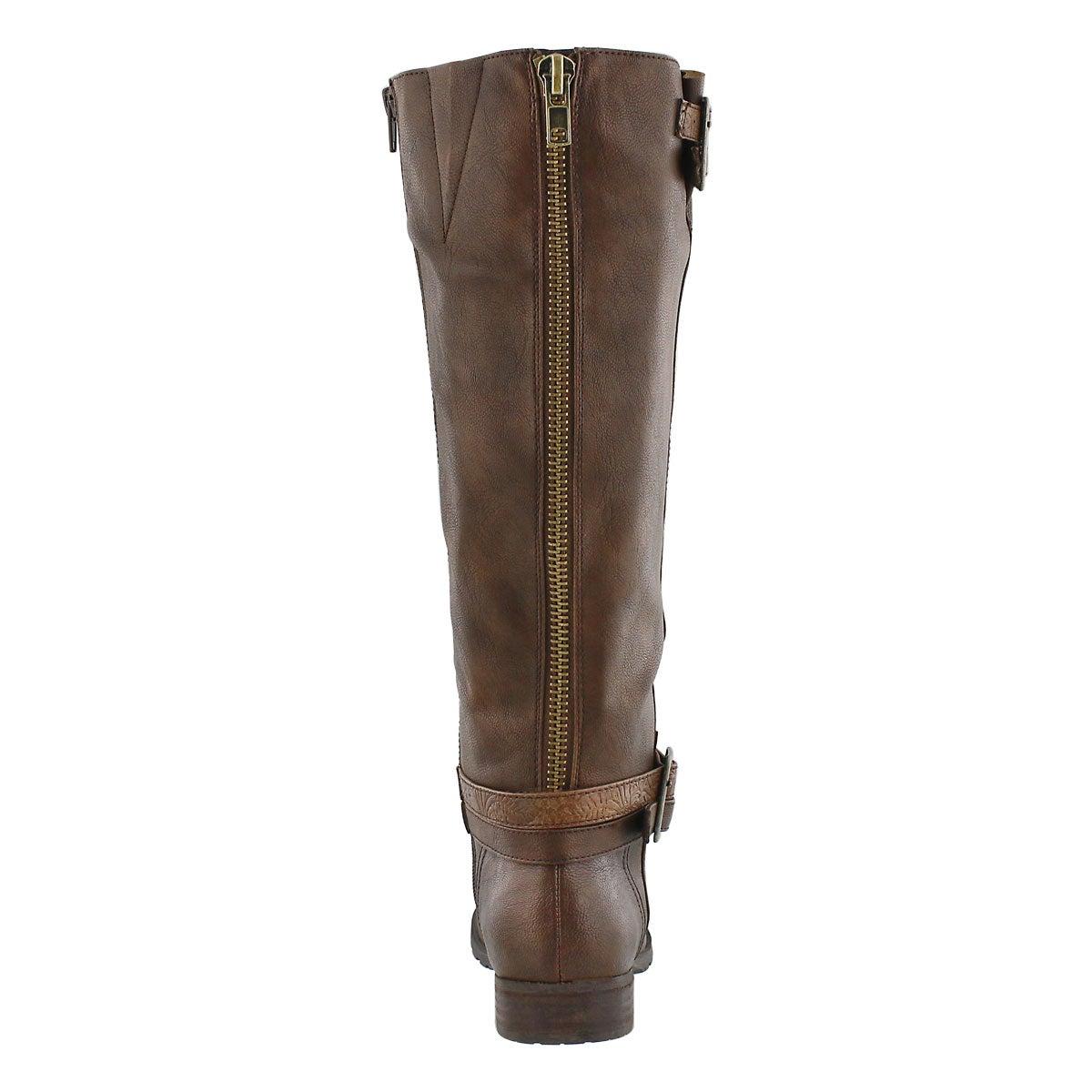 Lds Blixi II cognac riding boot
