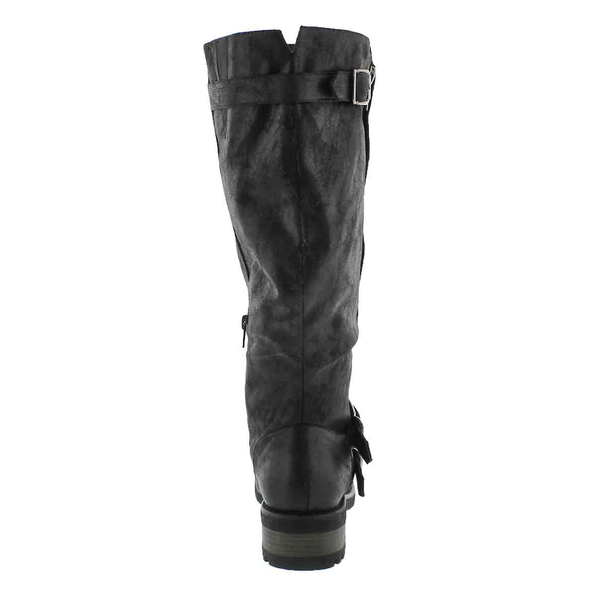 Lds Blixi III black riding boot
