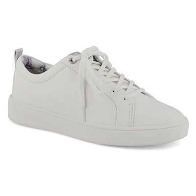 Lds Bloom white fashion sneaker