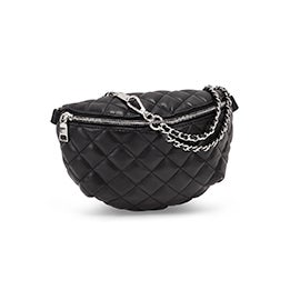 Lds BMandie black fanny pack