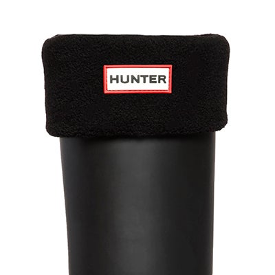 Hunter Women's BOOT SOCK black boot socks