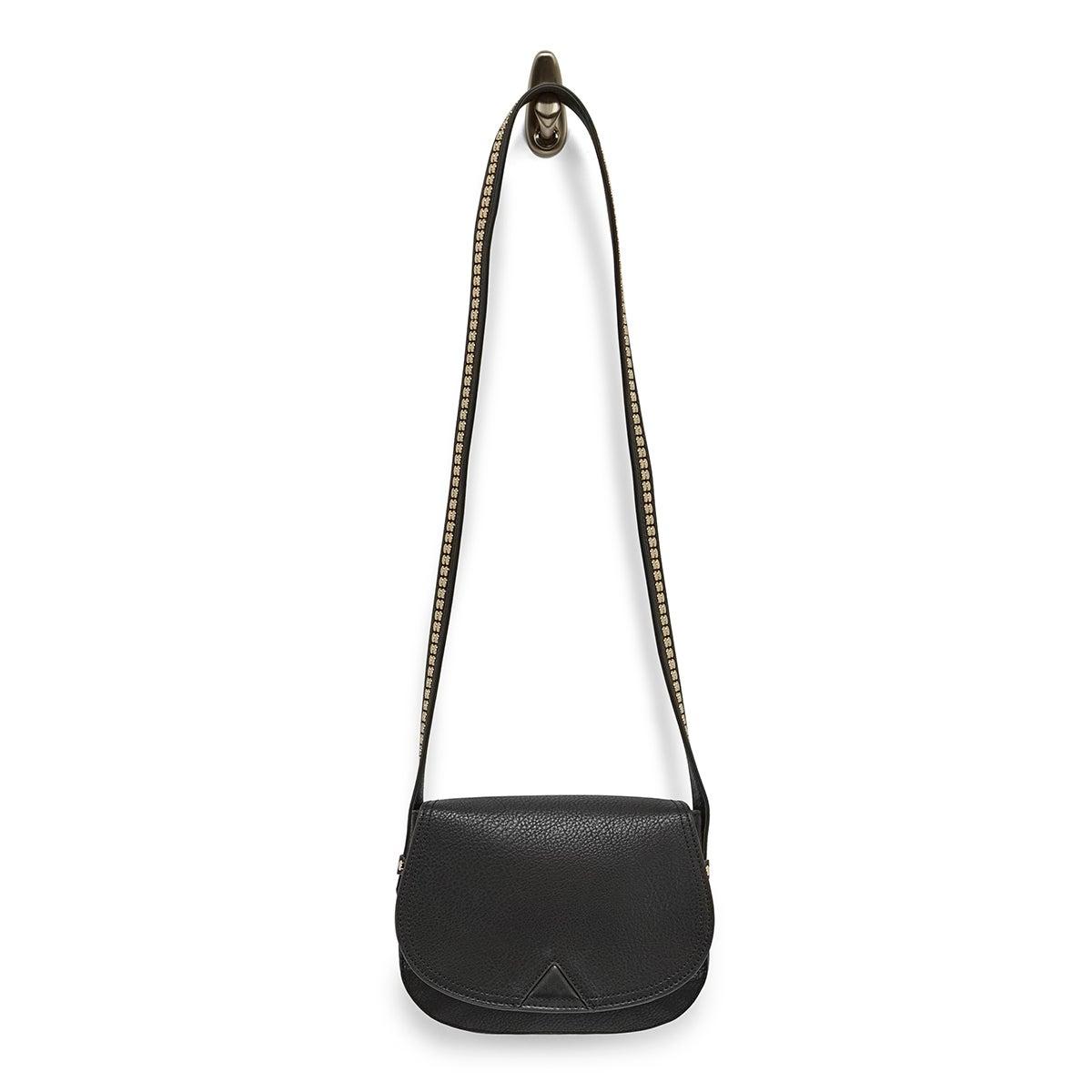 Lds BPotter black cross body bag
