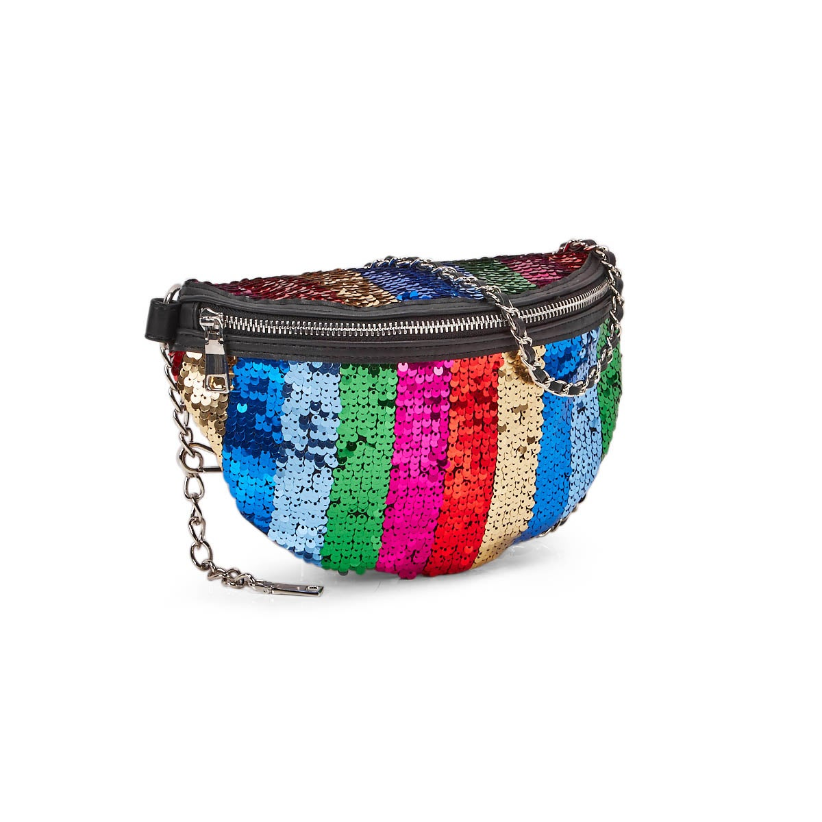 Lds BPride rainbow fanny pack