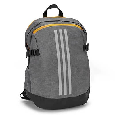Adidas BP Power IV MF grey backpack