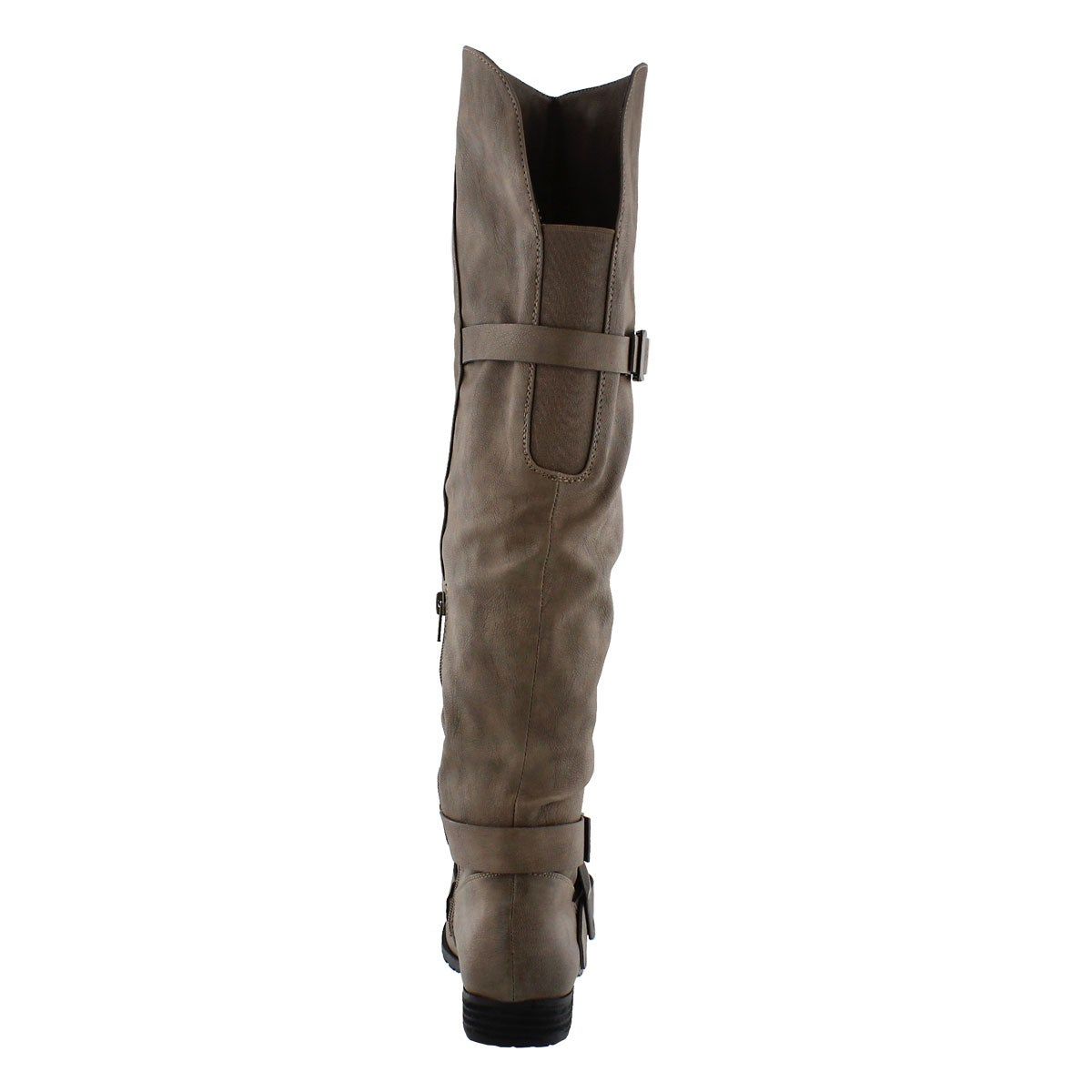 Lds Braelynn grey over the knee boot