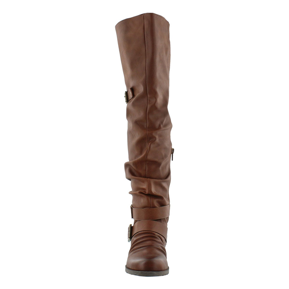 Lds Braelynn rust over the knee boot