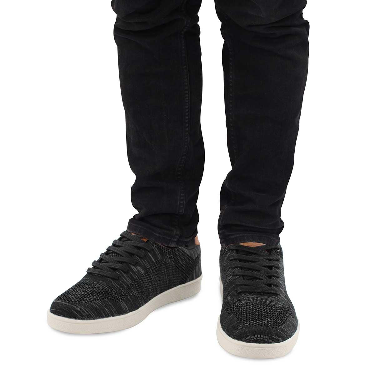 Mns Brandon black casual sneaker
