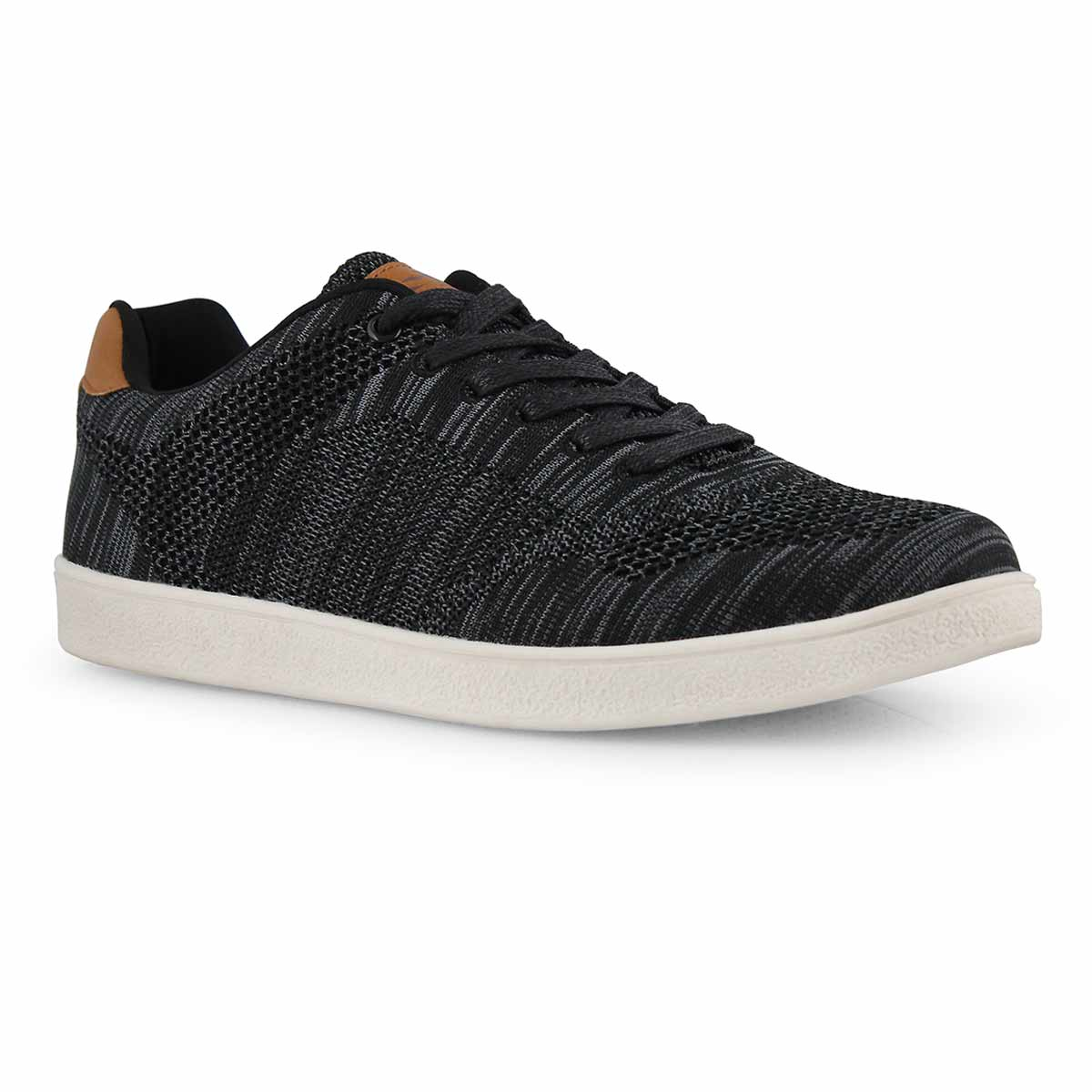Mns Brandon black casual sneaker