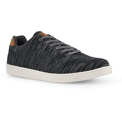 Mns Brandon dk gry casual sneaker