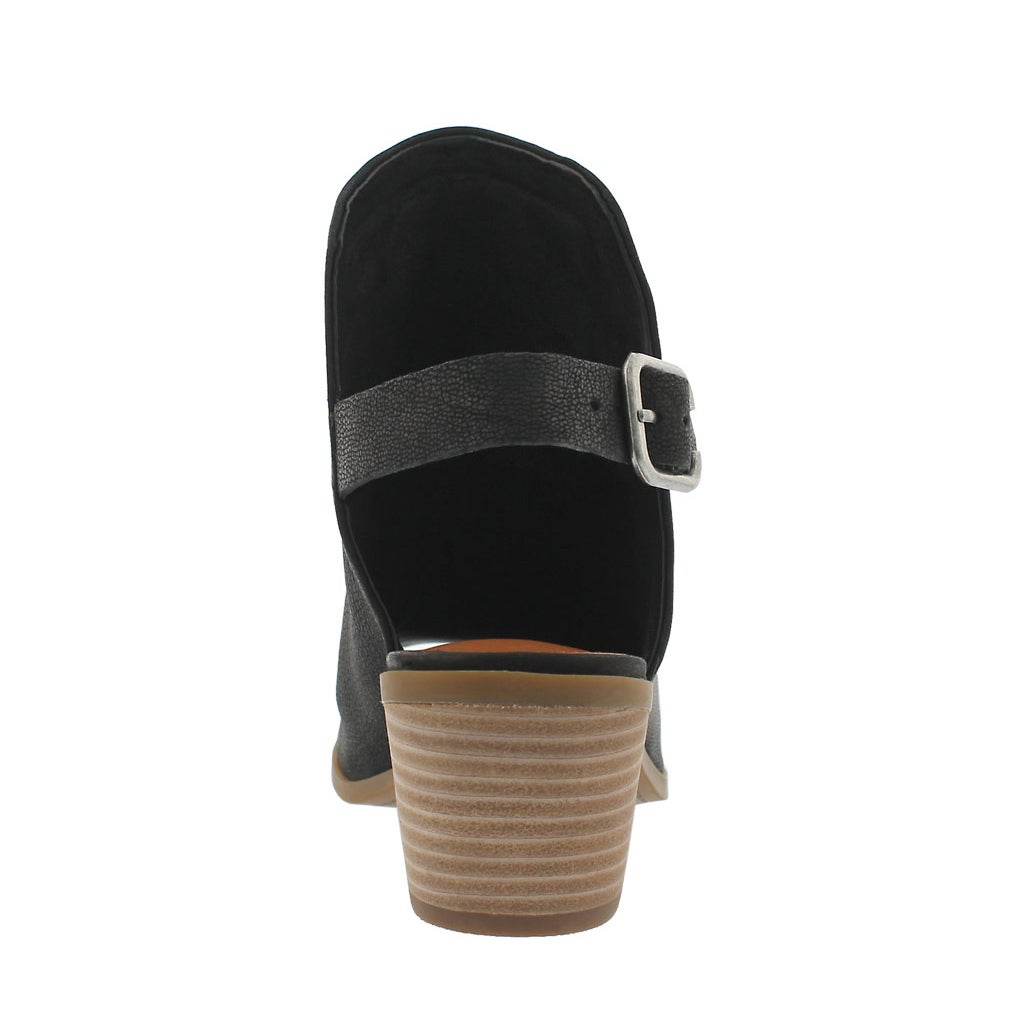 Lds Bray black casual sandal