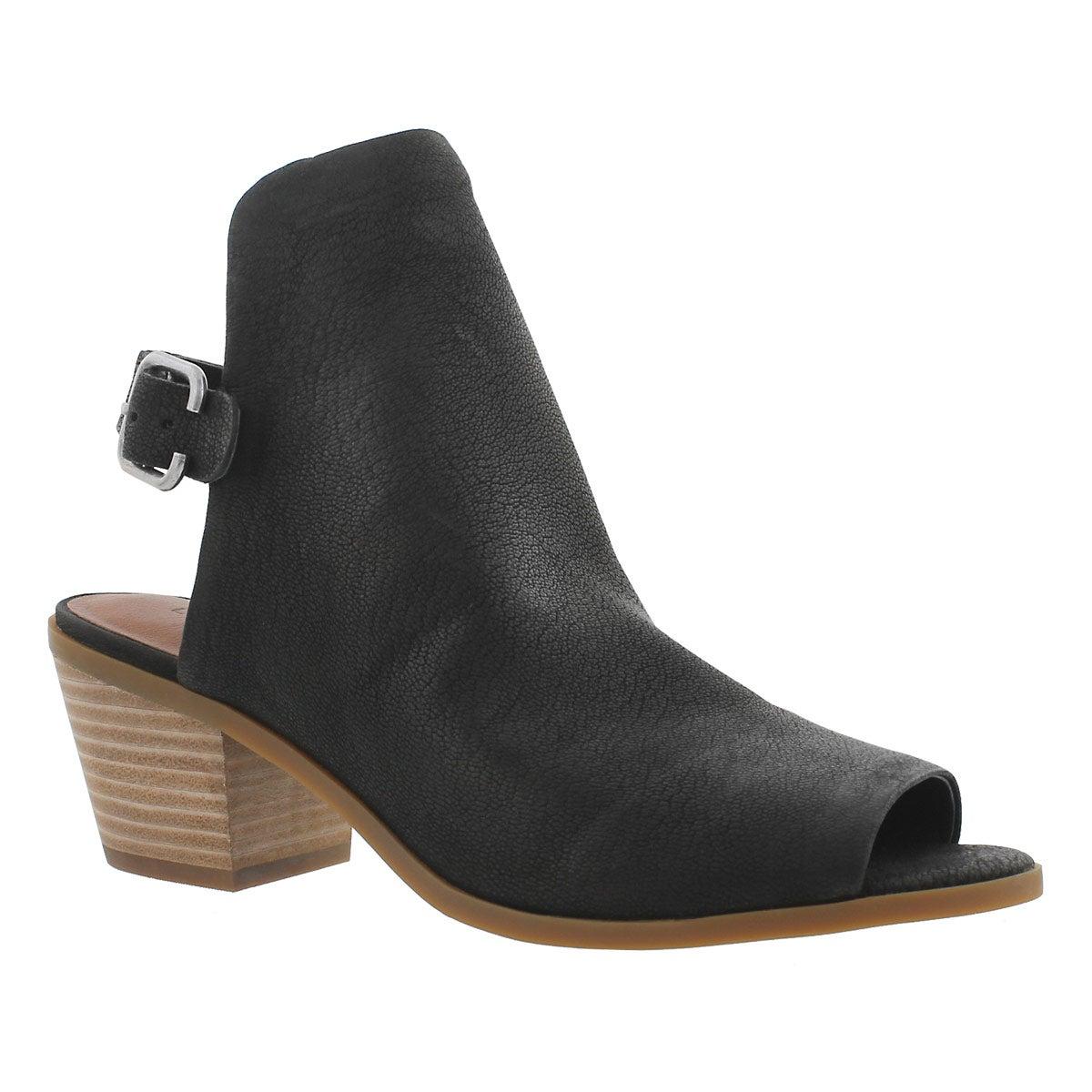 Women's BRAY black casual sandals