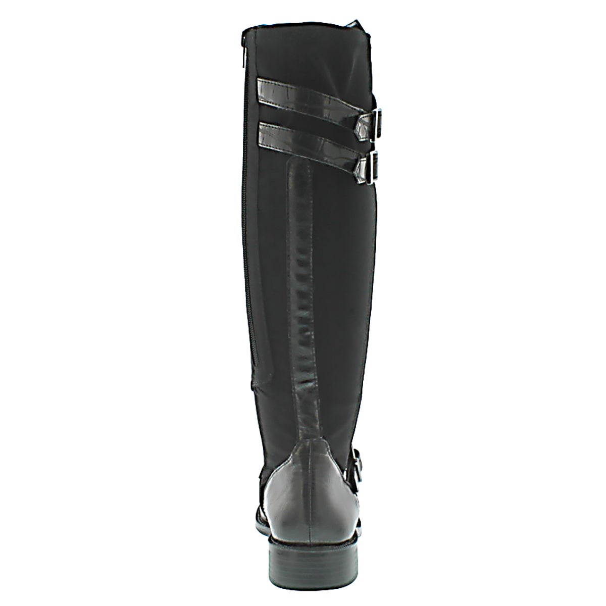 Lds Bridel Suite blk tall riding boot