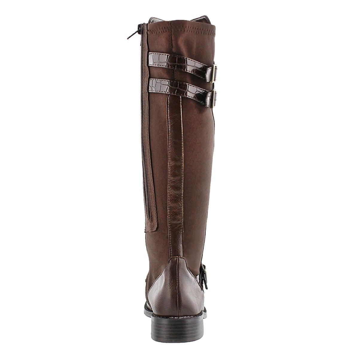 Bottes équitation BridelSuite, brun, fem