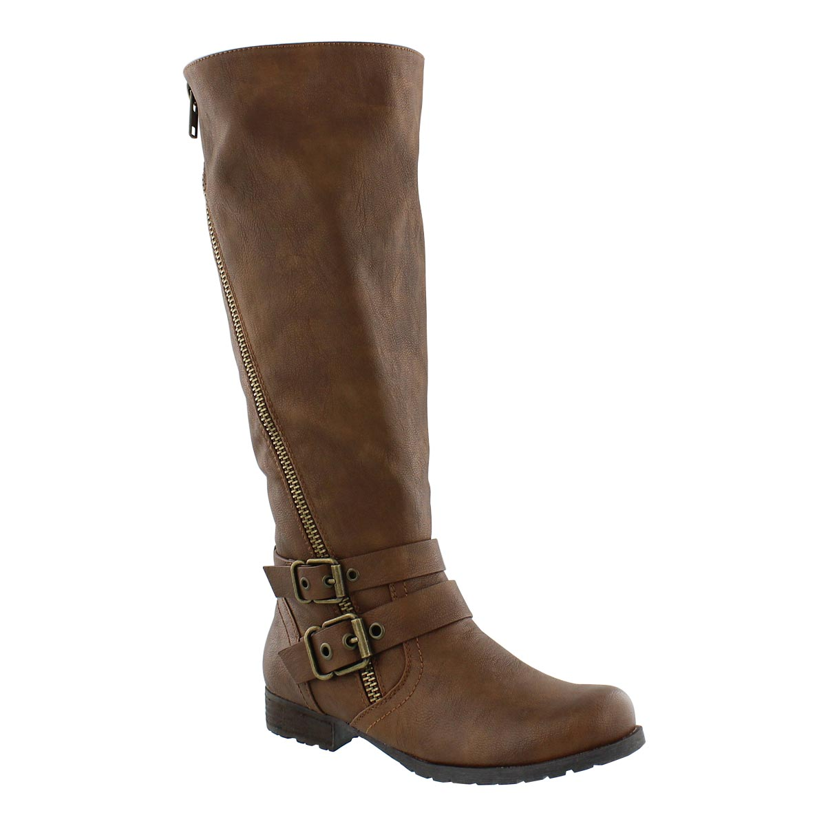 softmoc s brigetta cognac boots