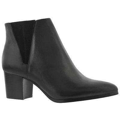 Lds Brissa black dress bootie