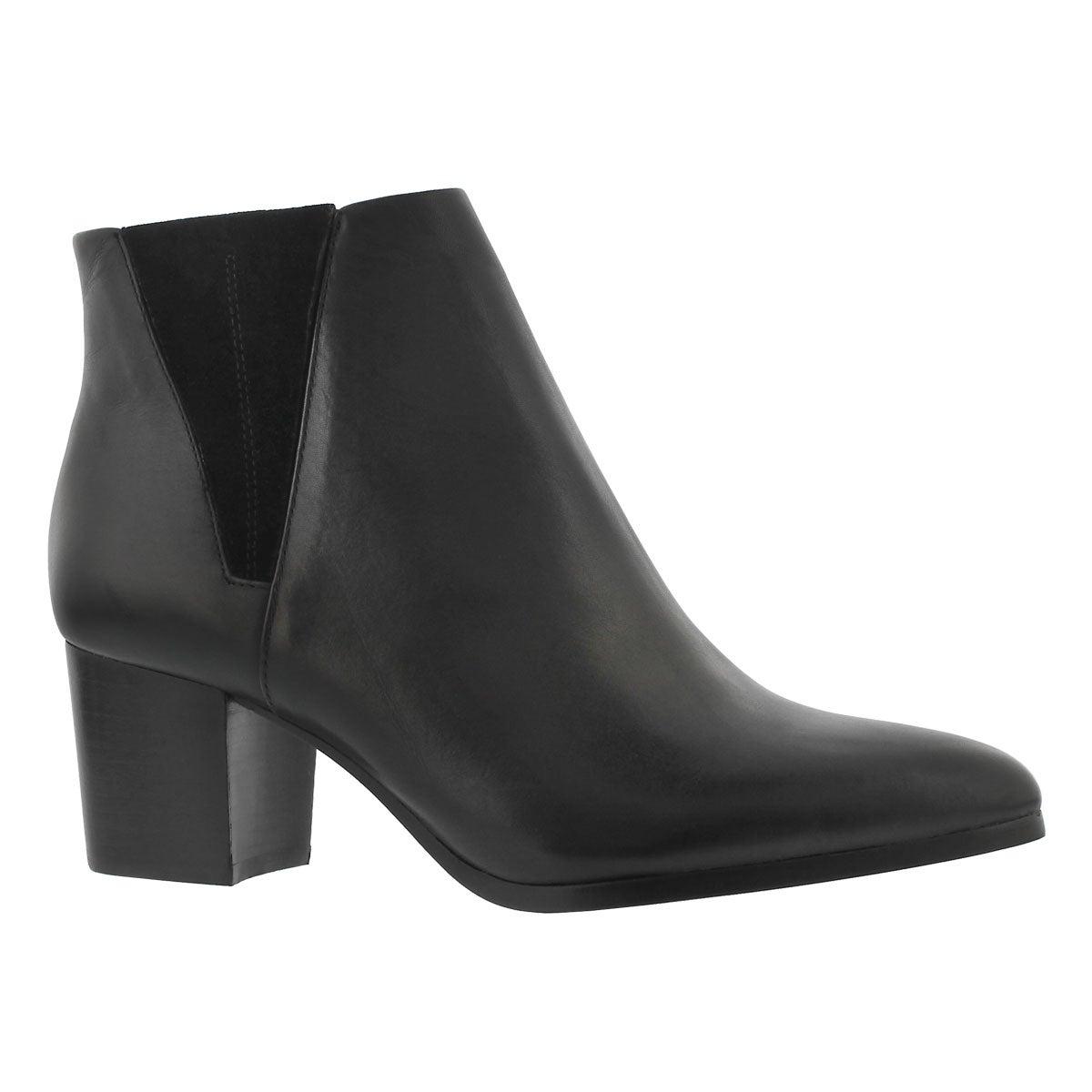 Women's BRISSA black dress booties