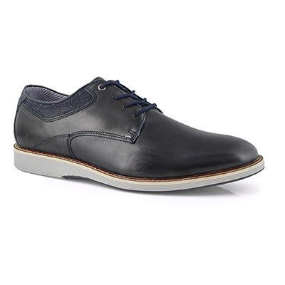 Mns Bryson navy casual oxford