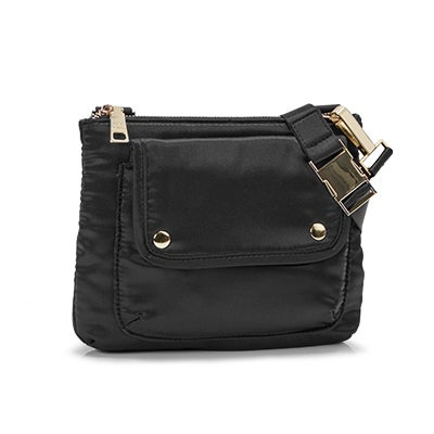 Lds BViola black cross body bag