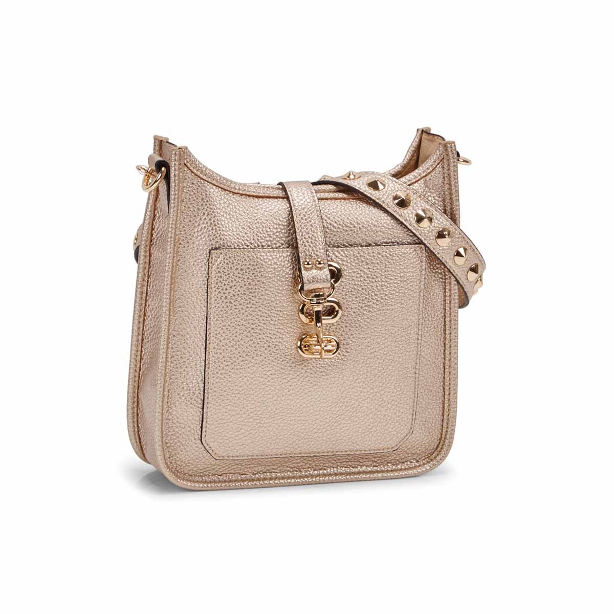 Women's BWYLIE gold small crossbody bag