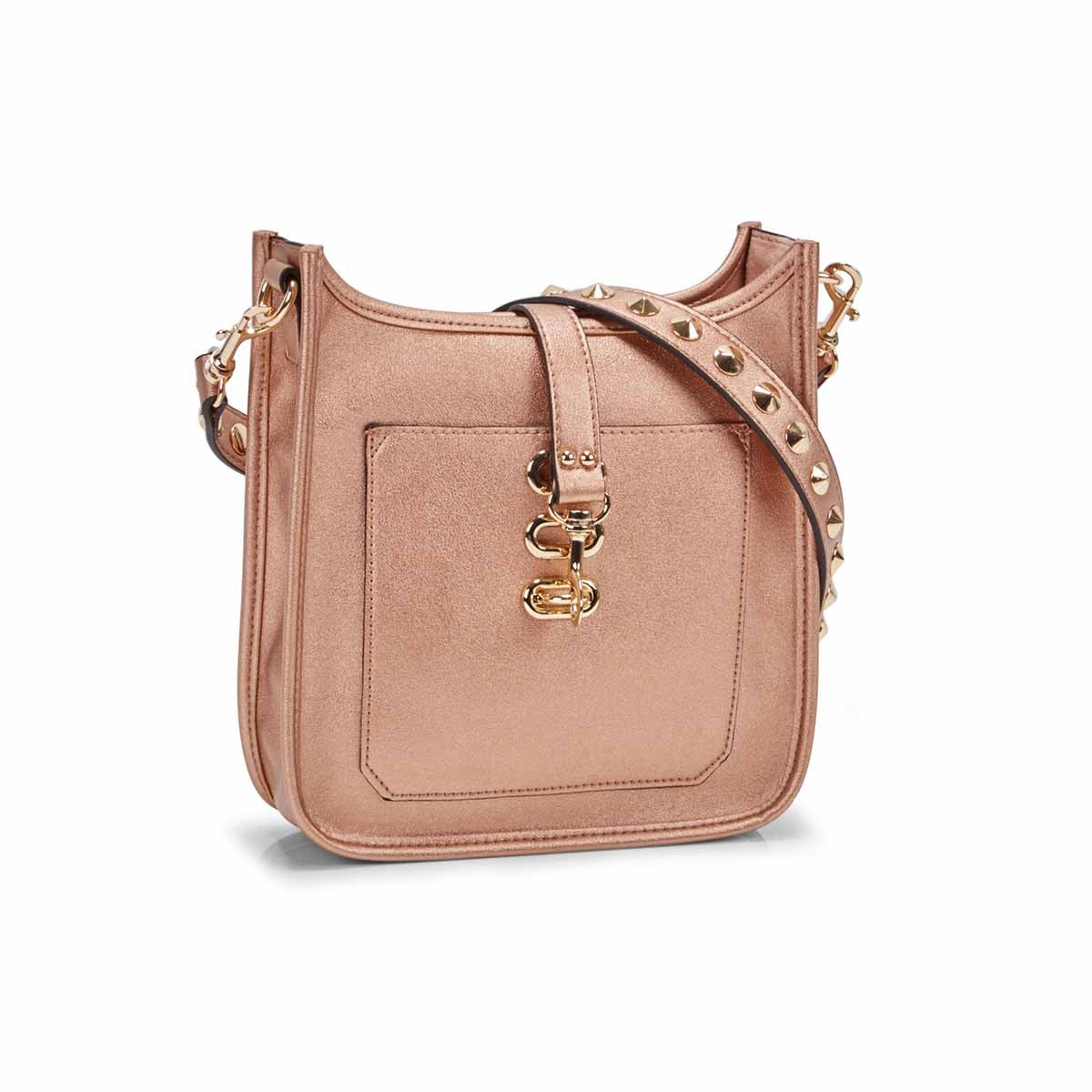 Women's BWYLIE rosegold small crossbody bag