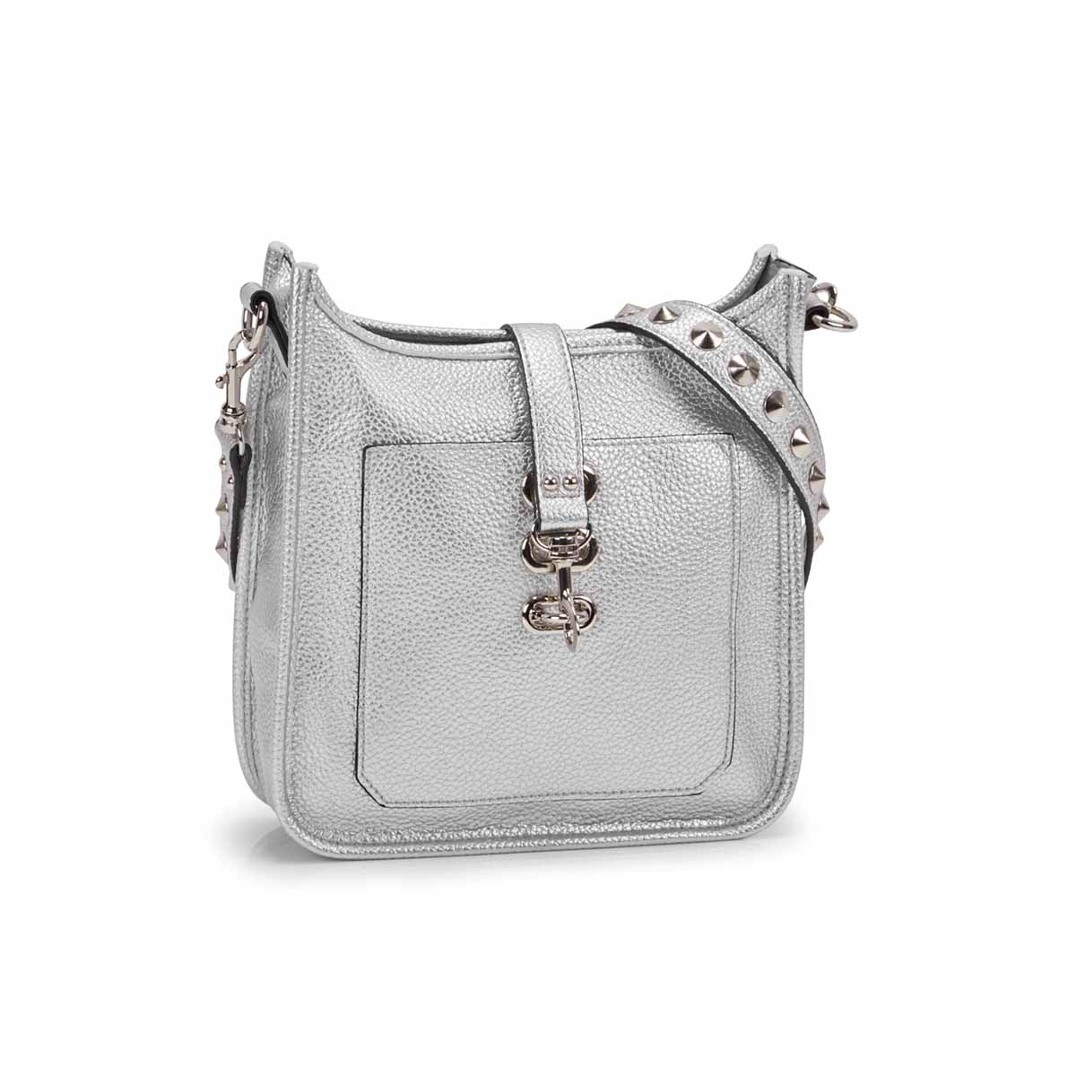 Women's BWYLIE sliver small crossbody bag