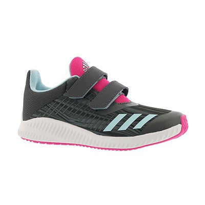 Grls FortaRun CF grey/blue sneaker