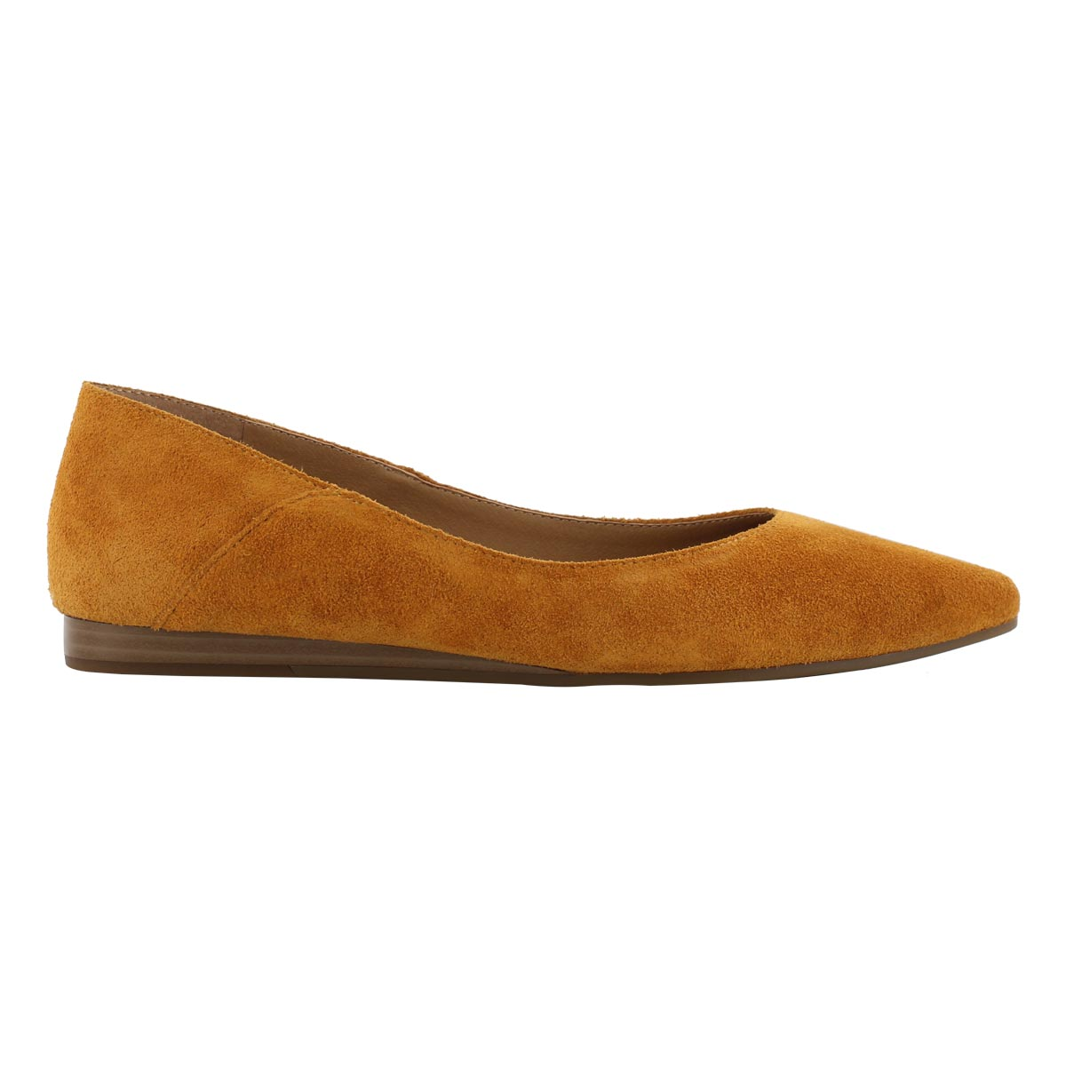 Lds Bylando washed gold flat