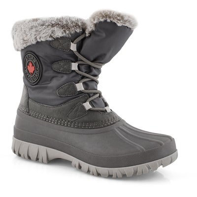 Lds Cabot char waterproof winter boot