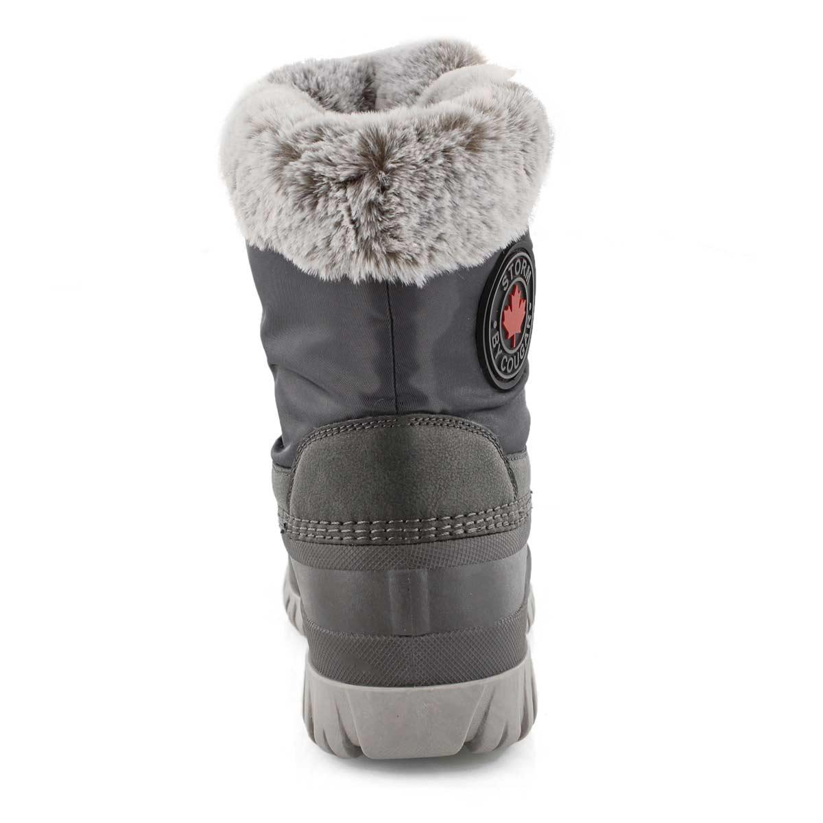 Lds Cabot char waterproof winter boot