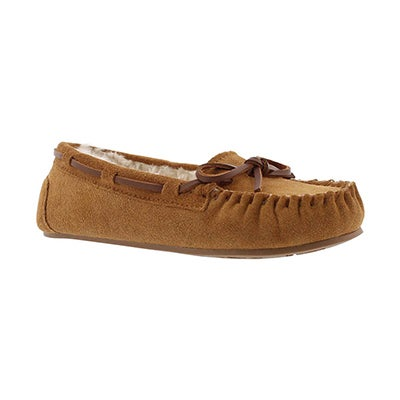 SoftMoc Mocassins ballerines CADY 2, châtain, filles