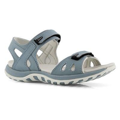 Lds Caley 3 blue sport sandal