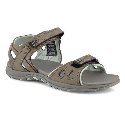 Lds Caley 3 grey mint sport sandal