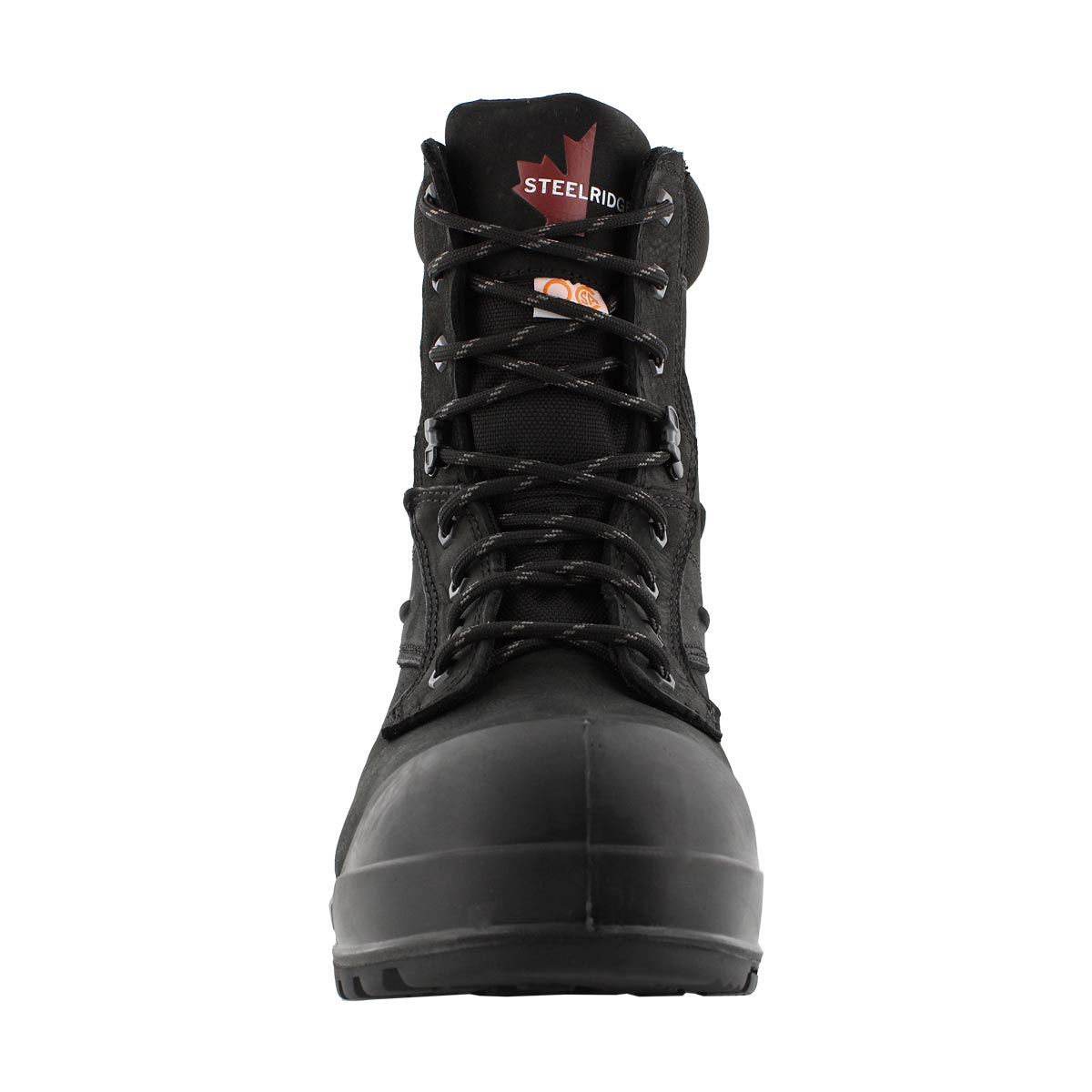 Mns Caliber black lace up 8