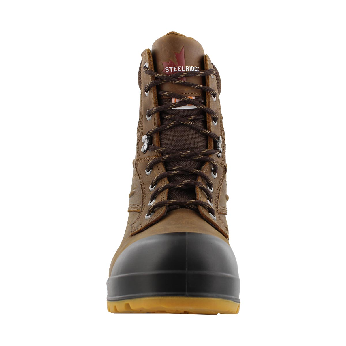 Mns Caliber brown lace up 8
