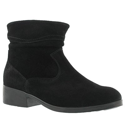 Cougar Women's CALINDA black waterproof ankle boots