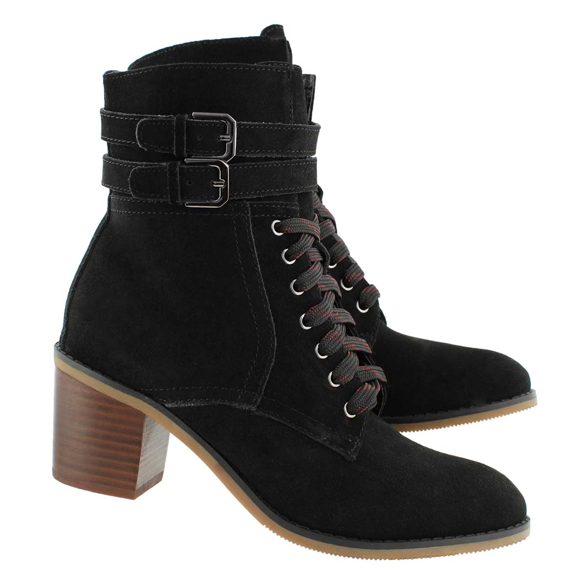 Lds Caroli blk wtpf ankle boot