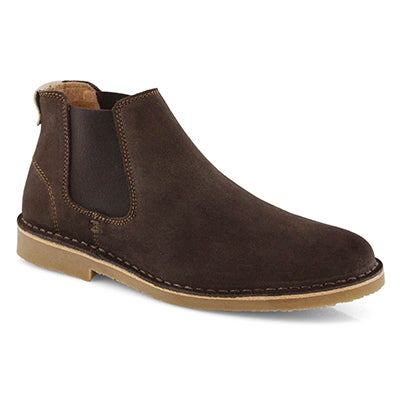 Lds Catey brown chelsea boot