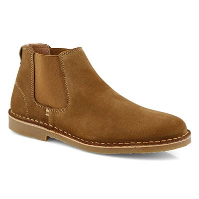 Lds Catey cognac chelsea boot
