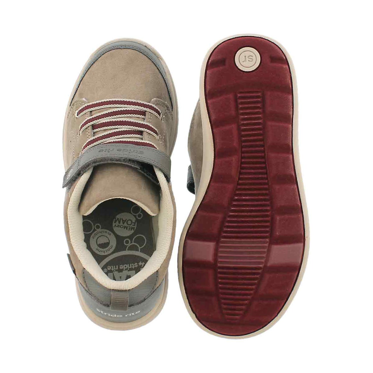 Bys M2P Bonde truffle sneaker