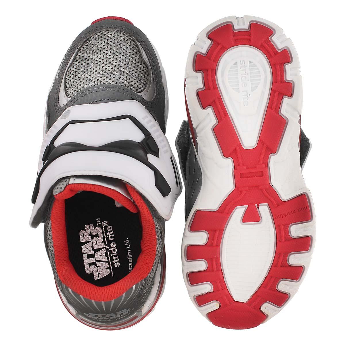 Bys Star Wars Stormtrooper gry sneaker