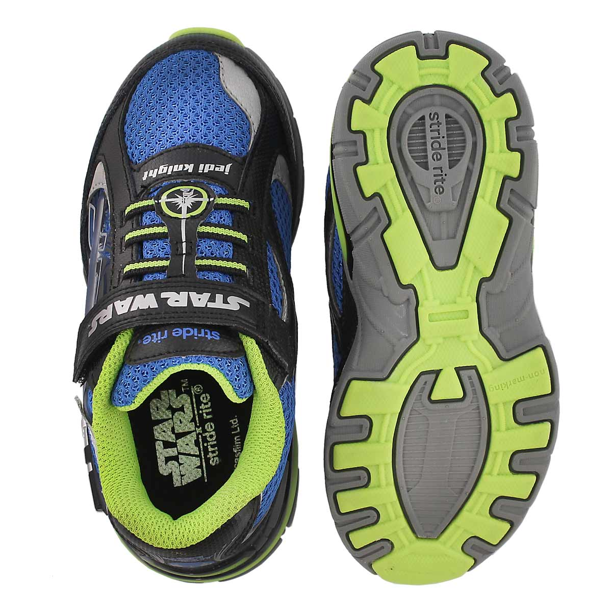 Bys Star Wars Lightsaber blue sneaker