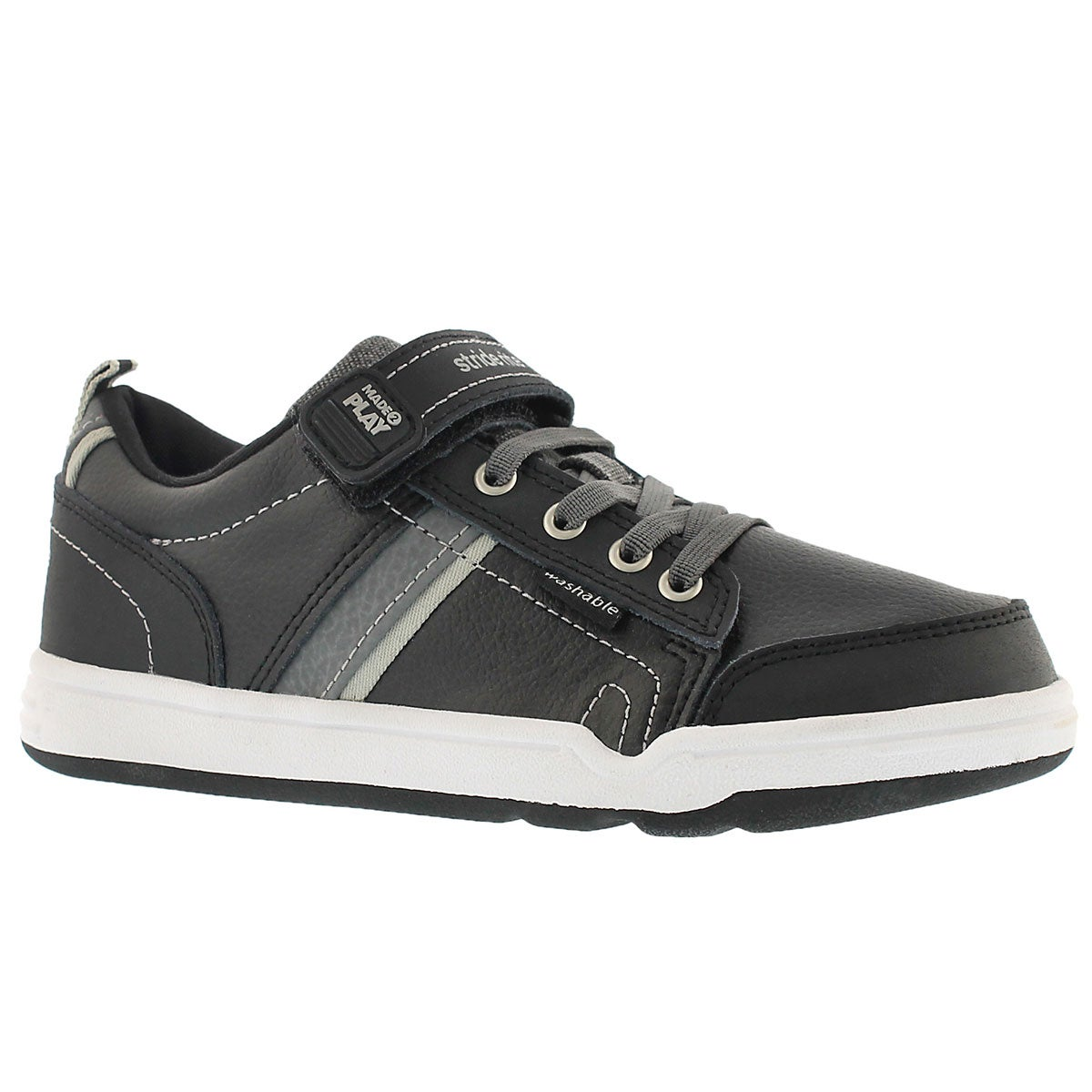 Boys' M2P KALEB black sneakers